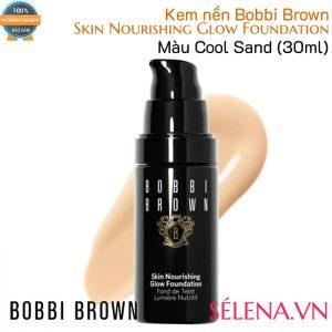 Kem nền Bobbi Brown Skin Nourishing Glow Foundation- Màu Cool Sand