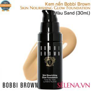 Kem nền Bobbi Brown Skin Nourishing Glow Foundation- Màu Sand