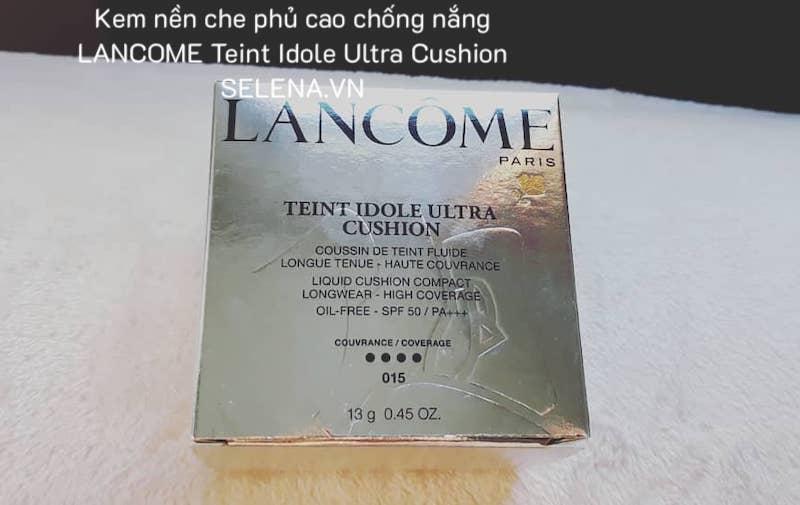 Kem nền che phủ cao chống nắng LANCOME Teint Idole Ultra Cushion