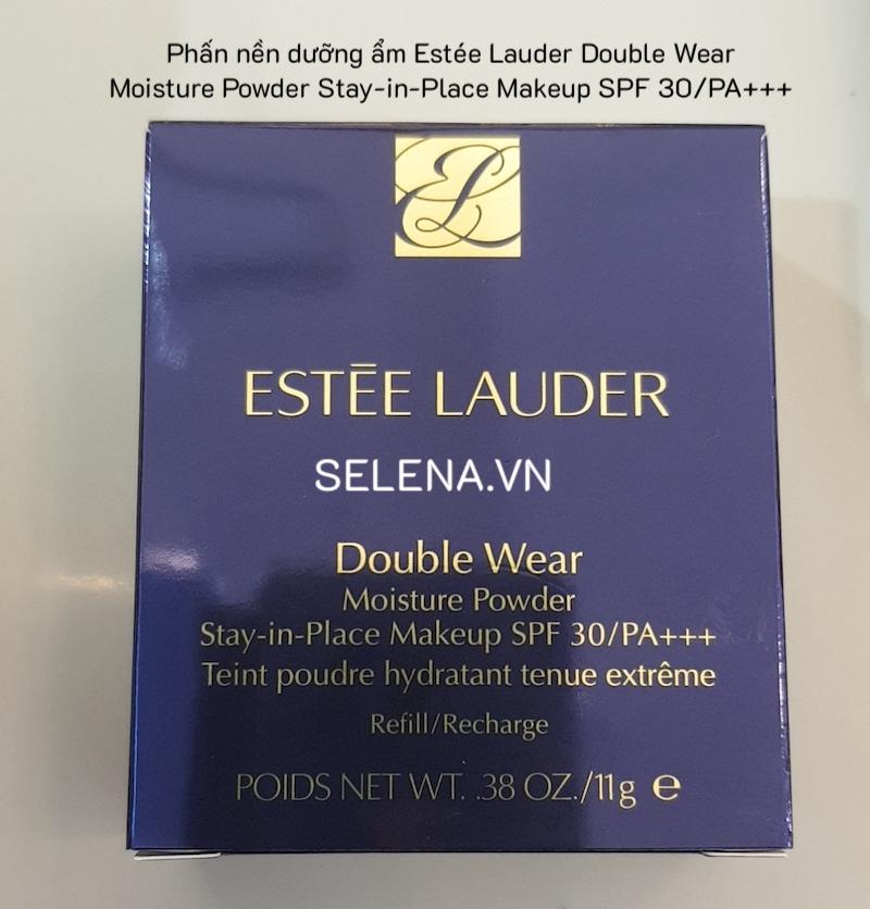 Phấn nền dưỡng ẩm Estée Lauder Double Wear Moisture Powder Stay-in-Place Makeup SPF 30/PA+++