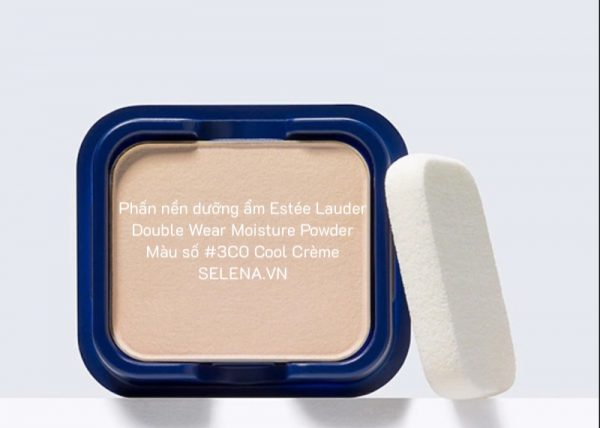 Phấn nền dưỡng ẩm Estée Lauder Double Wear Moisture Powder #3C0 Cool Crème