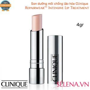 Son dưỡng môi chống lão hóa Clinique Repairwear Intensive Lip Treatment