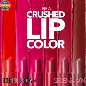Son môi lâu trôi Bobbi Brown Crushed Lip Color (Nhiều màu)