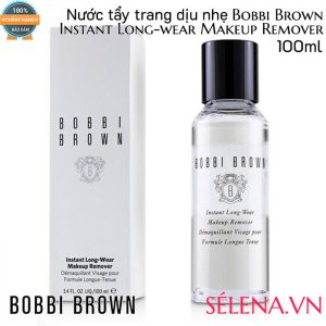 Nước tẩy trang Bobbi Brown Instant Long-wear Makeup Remover 100ml