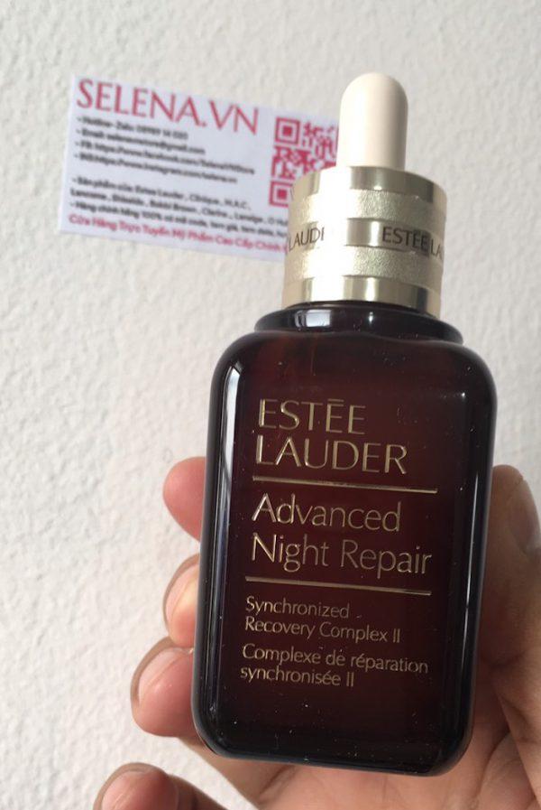 Tinh chất phục hồi da ban đêm serum Estee Lauder Advanced Night Repair Synchronized Recovery Complex II