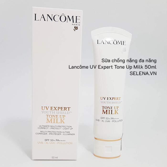 Sữa chống nắng đa năng Lancôme UV Expert Tone Up Milk 50ml