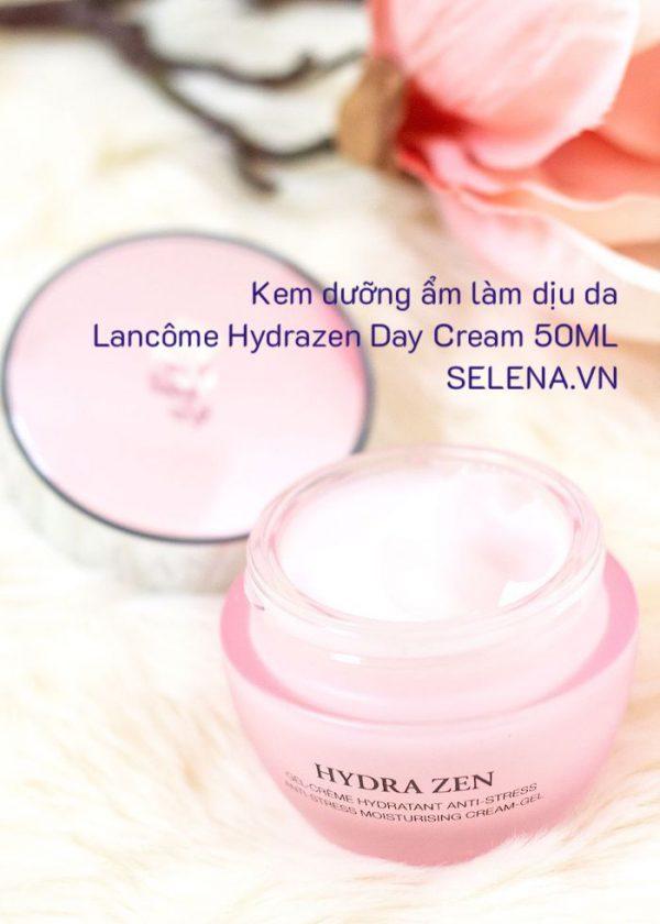 Kem dưỡng ẩm làm dịu da Lancôme Hydrazen Day Cream 50ML