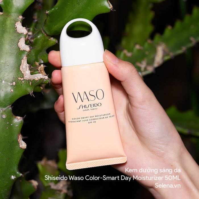 Kem dưỡng sáng da Shiseido Waso Color-Smart Day Moisturizer 50ML
