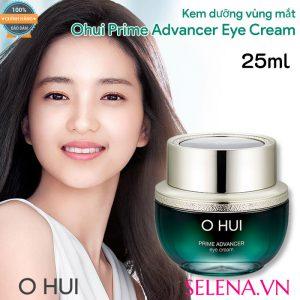 Kem dưỡng vùng mắt Ohui Prime Advancer Eye Cream 25ml