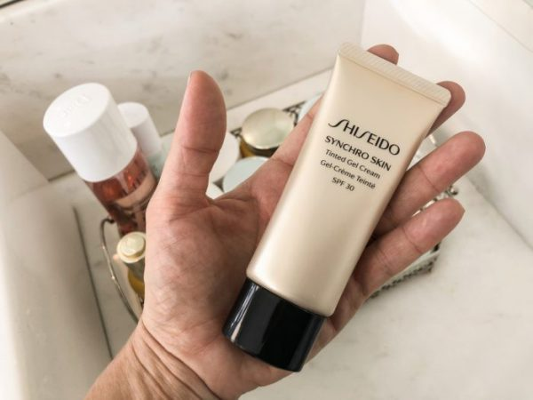 Kem nền dạng lỏng Shiseido Synchro Skin Tinted Gel Cream 40ML