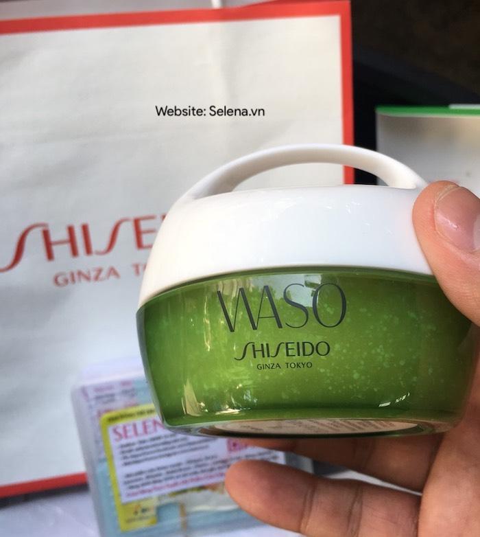 Mặt nạ ngủ dưỡng da Shiseido Waso Beauty Sleeping Mask dưỡng ẩm mạnh mẽ cho làn da, nạp năng lượng cho làn da, nâng cao khả năng tái tạo độ ẩm & duy trì độ ẩm của da.