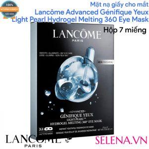Mặt nạ giấy cho mắt Lancôme Advanced Génifique Yeux 360 Eye Mask ( hộp 7 miếng)