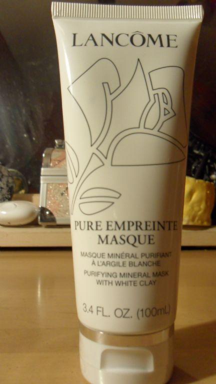 Mặt nạ thanh lọc se lỗ chân lông Lancôme Pure Empreinte Clay Masque 100ml