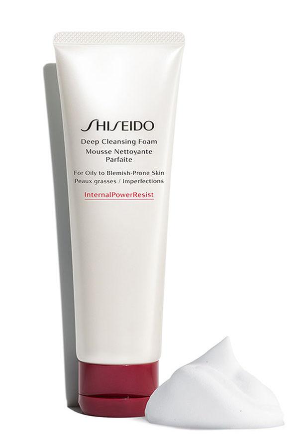 Sữa rửa mặt tạo bọt Shiseido Deep Cleansing Foam 125mlSữa rửa mặt tạo bọt Shiseido Deep Cleansing Foam 125ml