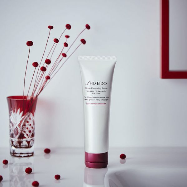 Sữa rửa mặt tạo bọt Shiseido Deep Cleansing Foam 125ml