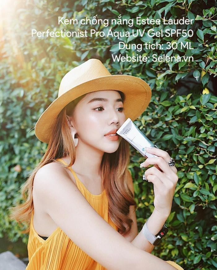 Kem chống nắng Estee Lauder Perfectionist Pro Aqua UV Gel SPF50 30 ML