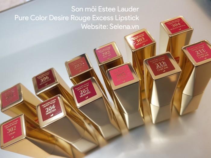 Son môi Estee Lauder Pure Color Desire Rouge Excess Lipstick