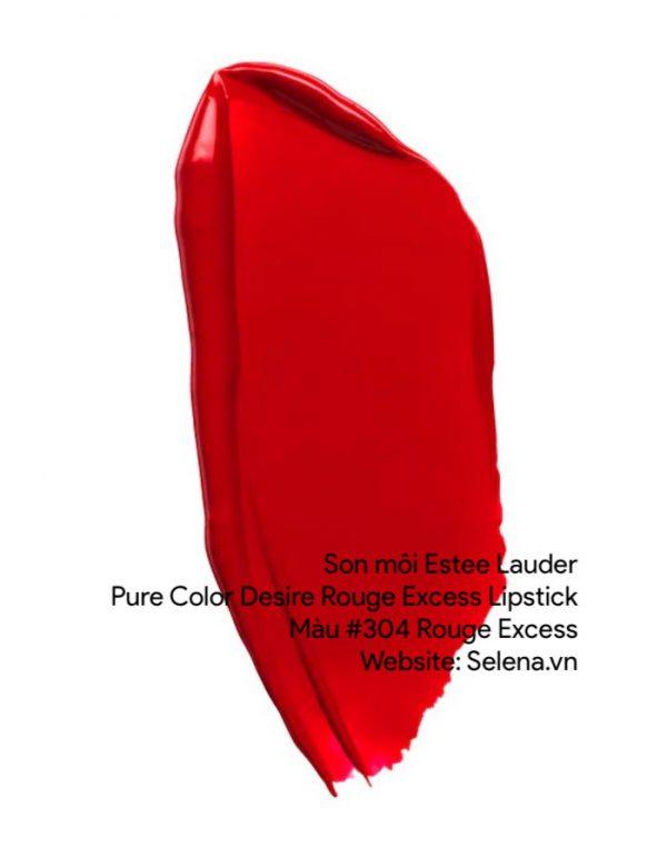 Son môi Estee Lauder Pure Color Desire Rouge Excess Lipstick #304 Rouge Excess
