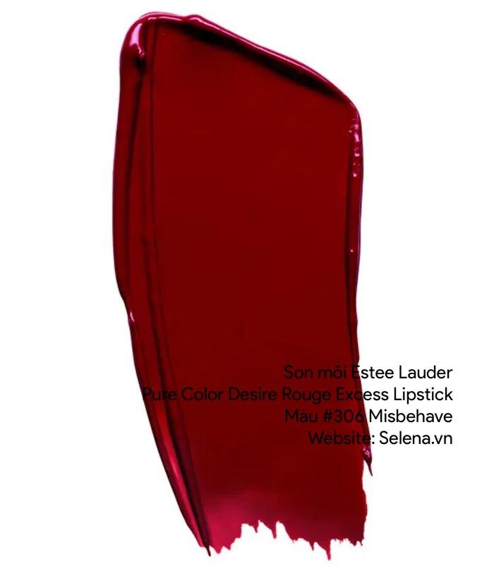 Son môi Estee Lauder Pure Color Desire Rouge Excess Lipstick #306 Misbehave