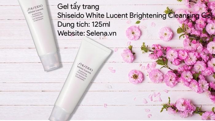 làm sáng da dạng gel nhẹ nhàng làm sạchlàn da khỏi lớp trang điểm và các bụi bẩn bã nhờn, làm sạch và sáng da