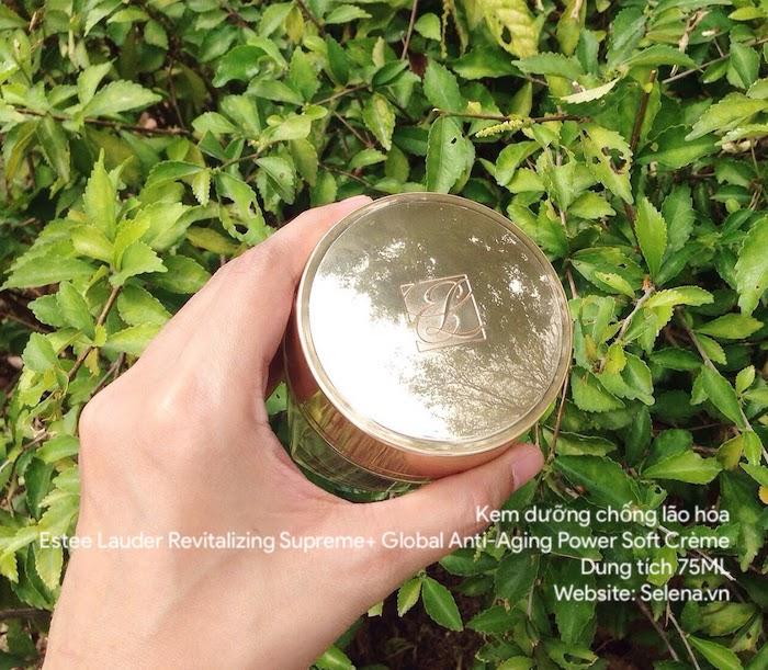Supreme+ Soft Creme - kem dưỡng ẩm với kết cấu mềm mại, mỏng nhẹ.