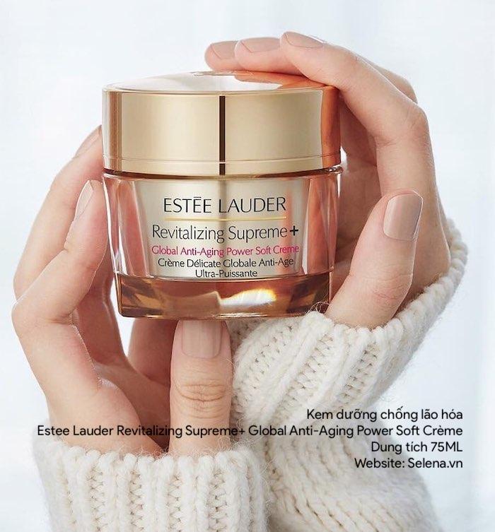 Kem dưỡng chống lão hóa Estee Lauder Revitalizing Supreme+ Global Anti-Aging Power Soft Crème