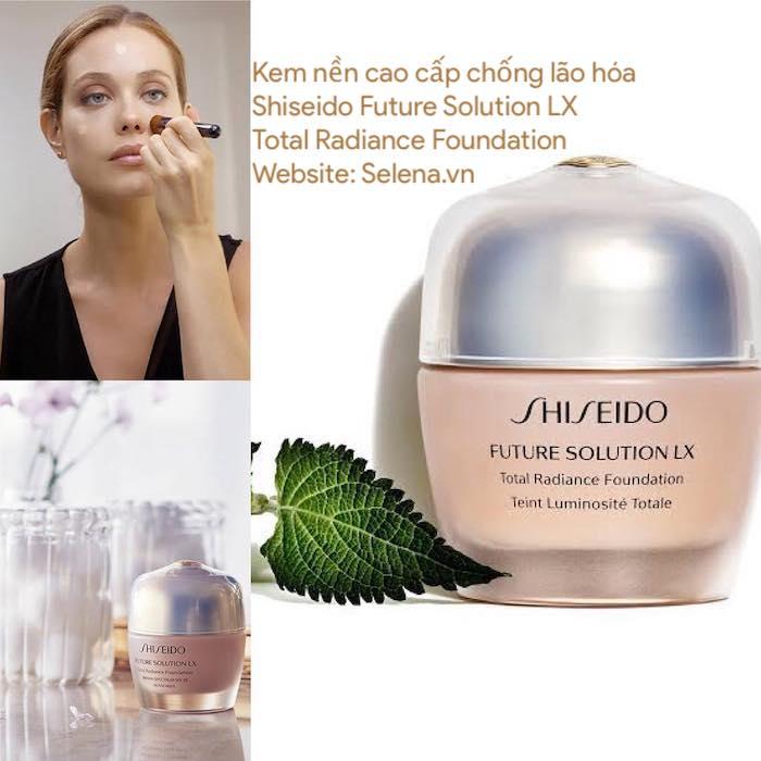 Kem Nền Shiseido Chống Lão Hoá, Kem Nền Shiseido Sáng Da Đều Màu, Kem Nền Shiseido Dưỡng Ẩm, Kem Nền Shiseido Dưỡng Da, Kem Nền Shiseido Lâu Trôi
