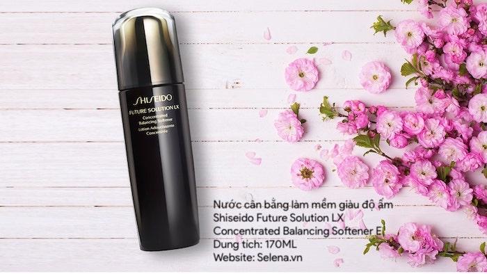 Nước Cân Bằng Toner Lotion Shiseido Làm Mềm Da, Nước Cân Bằng Toner Lotion Shiseido Dưỡng Ẩm Da, Nước Cân Bằng Toner Lotion Shiseido Chống Lão Hoá