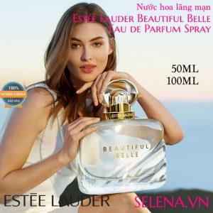 Nước hoa lãng mạn Estée Lauder Beautiful Belle Eau de Parfum Spray