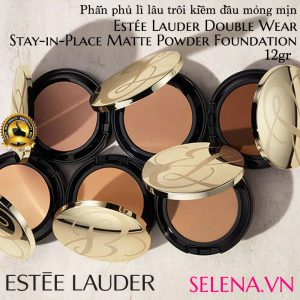 Phấn phủ lì Estee Lauder Double Wear Stay-in-Place Matte Powder Foundation