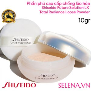 Phấn phủ Shiseido Future Solution LX Total Radiance Loose Powder E 10gr