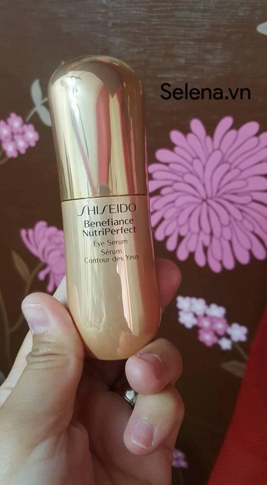 Serum dưỡng mắt trị lão hoá Shiseido