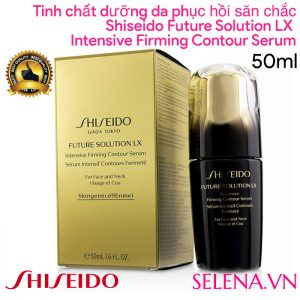 Tinh chất dưỡng da Shiseido Future Solution Lx Intensive Firming Contour Serum 50ML
