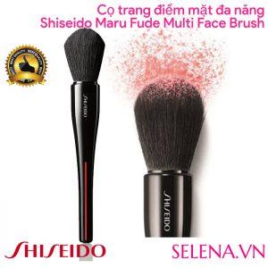 Cọ trang điểm mặt đa năng Shiseido Maru Fude Multi Face Brush
