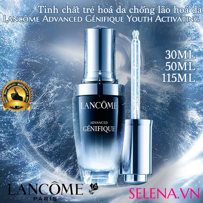 Tinh chất trẻ hoá da Lancôme Advanced Génifique Youth Activating Serum