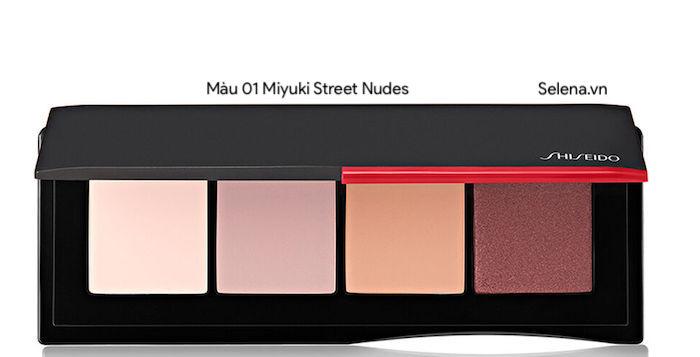 Màu 01 Miyuki Street Nudes