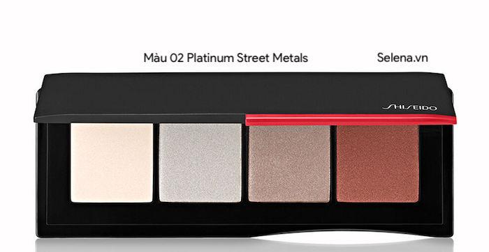Màu 02 Platinum Street Metals