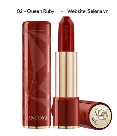 Màu 02 - Queen Ruby