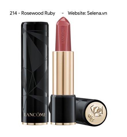 Màu 214 - Rosewood Ruby