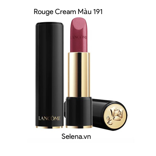 Rouge Cream Màu 191