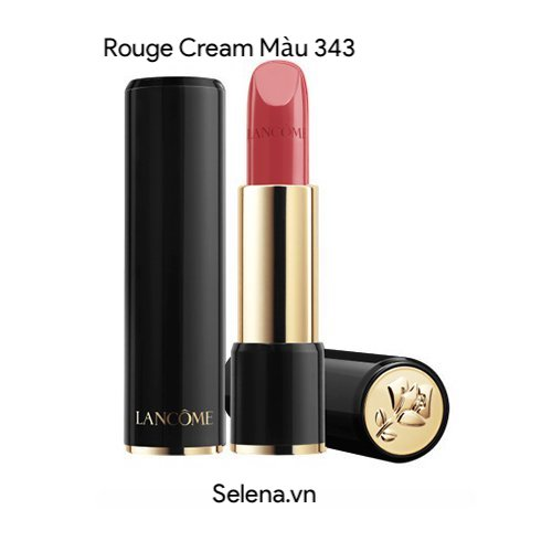 Rouge Cream Màu 343