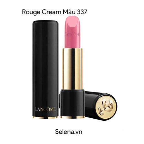 Rouge Cream màu 337