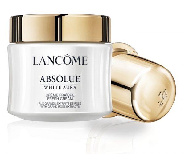 Lancôme Absolue White Aura Fresh Cream Regenerating Brightening Fresh Cream with Grand Rose Extracts