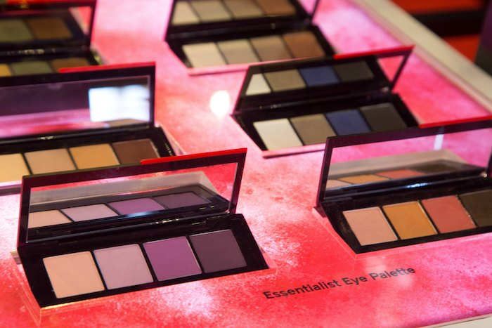 Phấn mắt Shiseido Essentialist Eye Palette 4 màu trong 1 hộp