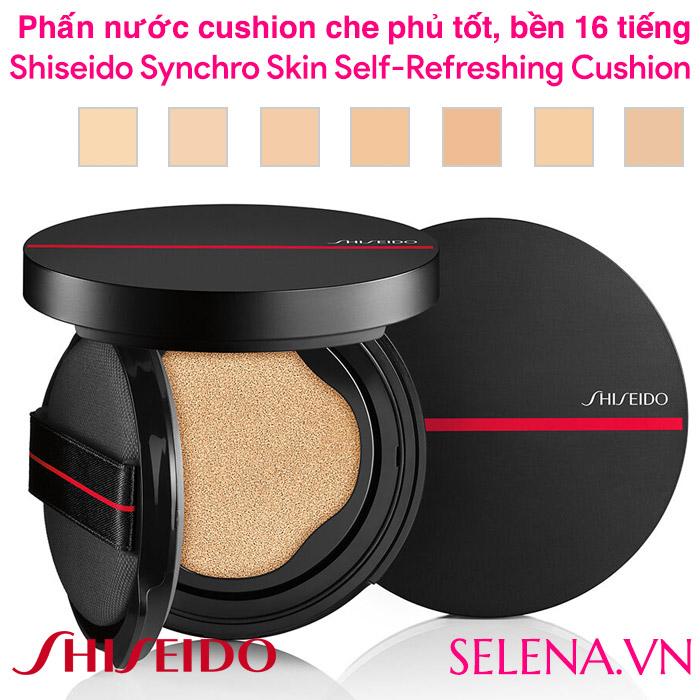 Synchro Skin Self-Refreshing Cushion Compact Foundation
