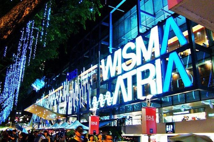 Trung tâm thương mại Wisma Atria