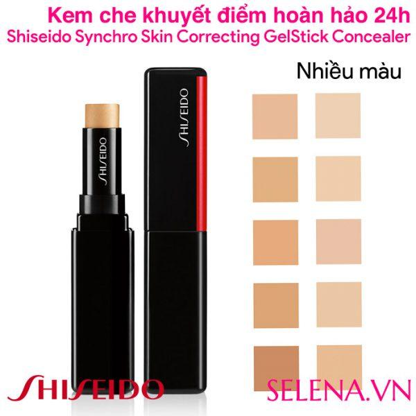 Kem che khuyết điểm Shiseido Synchro Skin Correcting GelStick Concealer