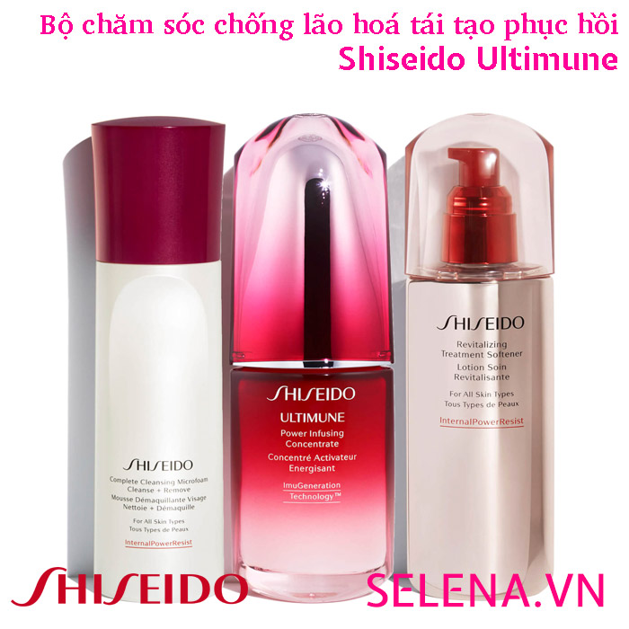 COMBO Shiseido Ultimune