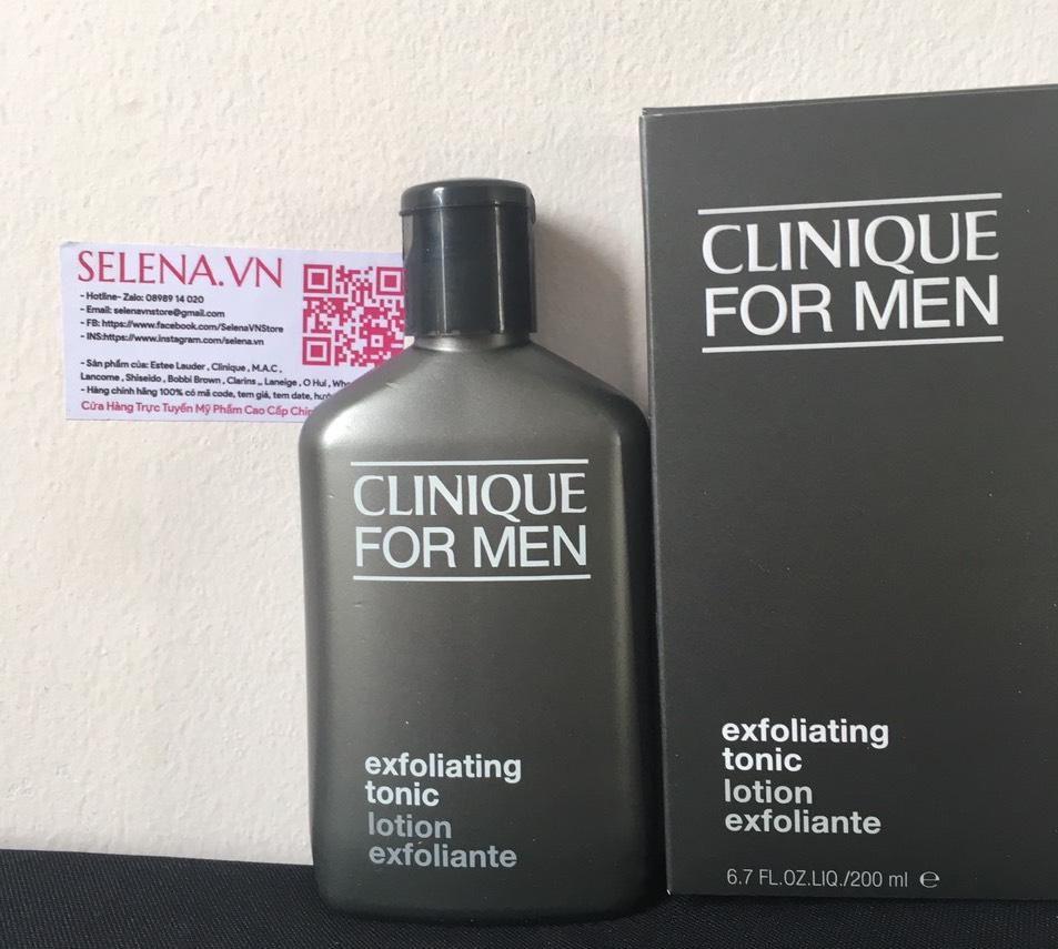 Nước Thanh Tẩy cho Nam Clinique For Men Exfoliating Tonic 200ML