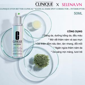 Tinh chất Clinique Clinical Dark Spot Corrector Interrupter 50ML